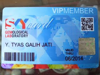 VIP Member of Sky Gemological Laboratory