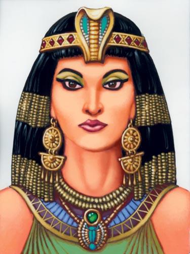 Me presento Cleopatra