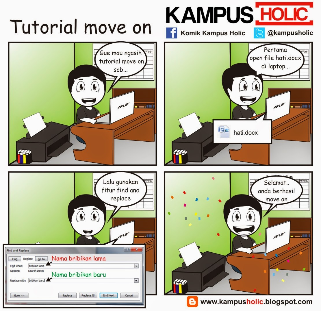 #560 Tutorial move on