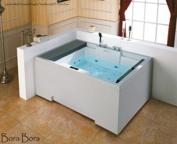 Bora Bora TV bathtub luxuty bath tub