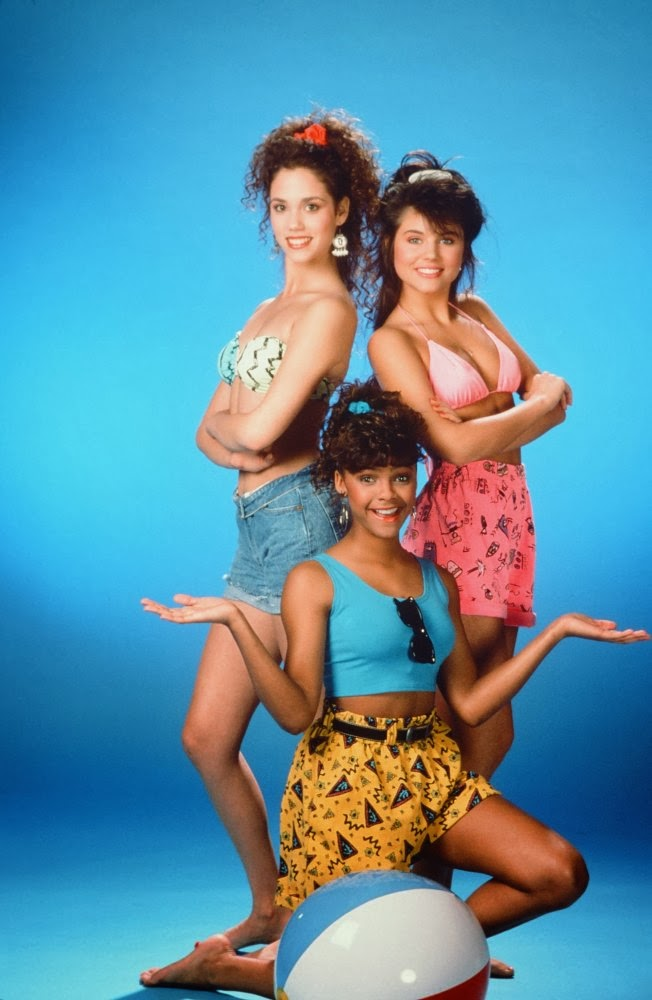 saved by the bell girls nake
