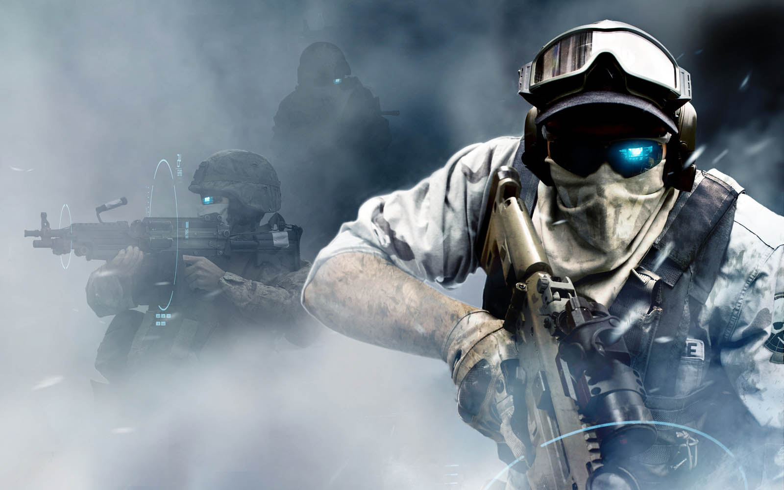 Ghost Recon Future Soldier HD & Widescreen Wallpaper 0.886874780538422