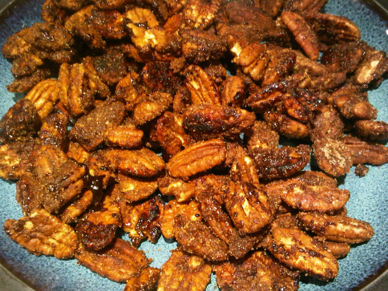 Candied' Pecans - These nuts are highly addictive | Complete Care ...