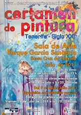"IV CERTAMEN DE PINTURA ""TENERIFE-SIGLOXXI""  EN ELDIA TV"