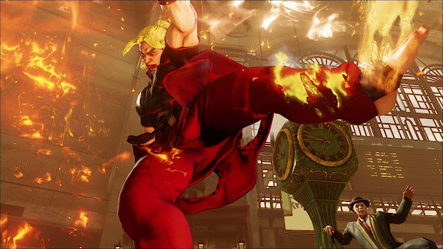 Download Street Fighter V Highly Compressed File