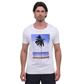 Moda Masculina: camisetas da moda