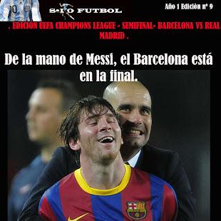 Tapa 9 - Edición Champions League-