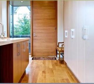 Fotos y dise os de puertas puertas baratas for Puertas exterior baratas