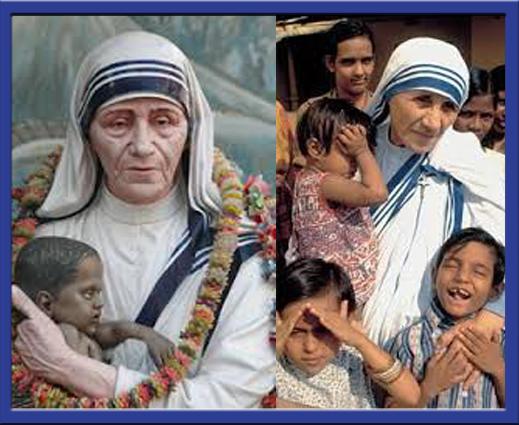 Berbagai penghargaan terhadap Bunda Teresa