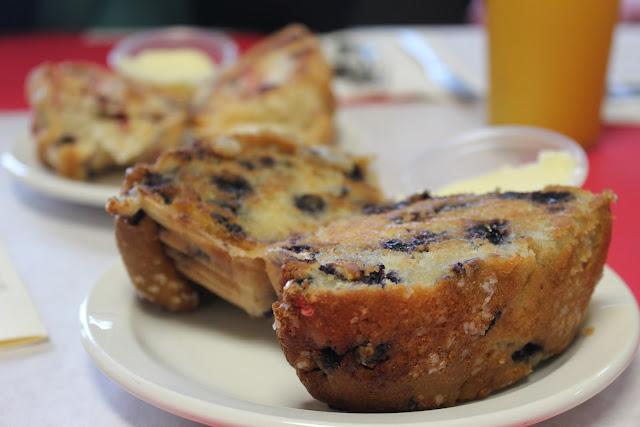 Muffins at Centerville Pie Co.