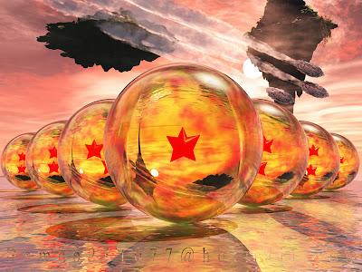 imagenes bolas de dragon - dragon balls 09