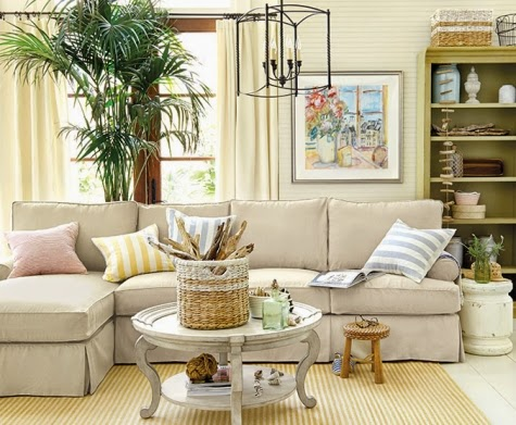 Decorating Ideas With Stripes