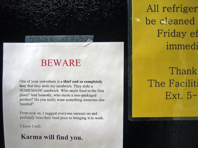 Funny Notice