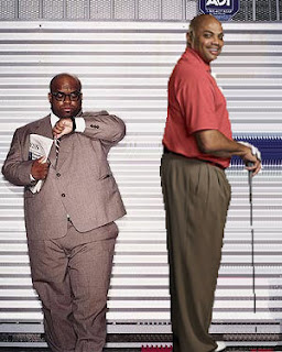 Charles Barkley and Cee Lo Green seperated at birth
