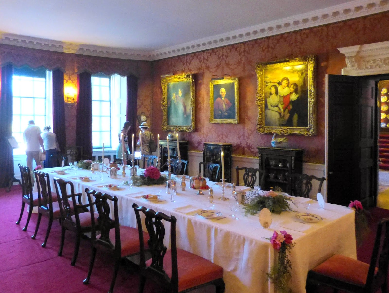 The Dining Room, Polesden Lacey