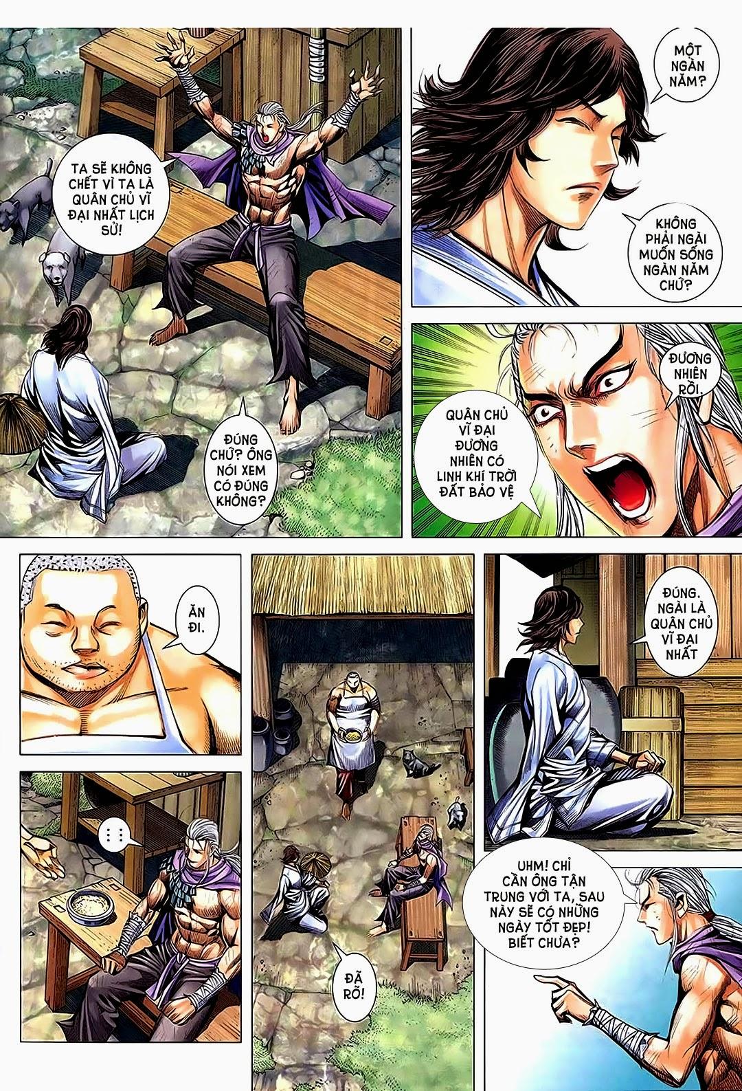 Phong Thần Ký Chap 182 - Trang 4