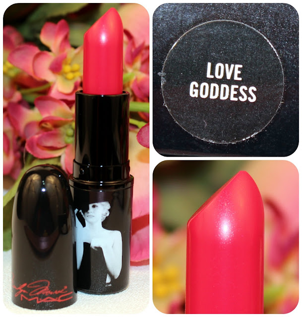Marilyn Monroe Love Goddess Lipstick