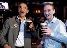 O&#39;Bama Pubs On St. Pat&#39;s