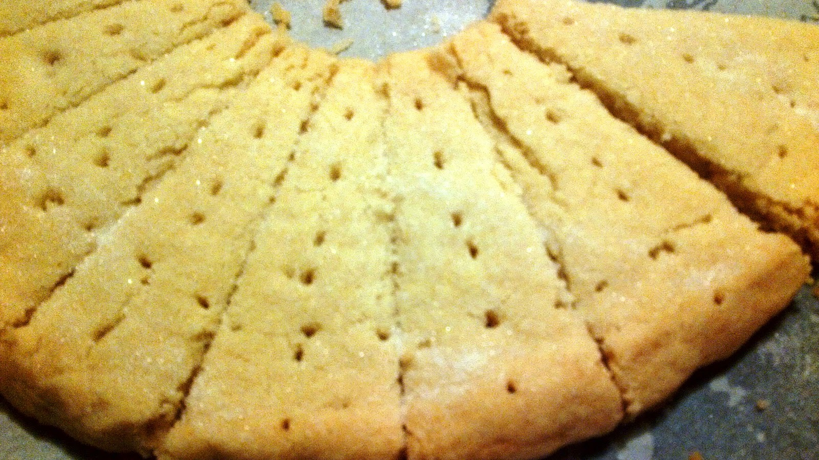 ... Kitchen: 'Tis the Season For Shortbread- Beautiful, Buttery Shortbread