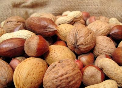 La frutta secca: energia e proprietà per il nostro organismo
