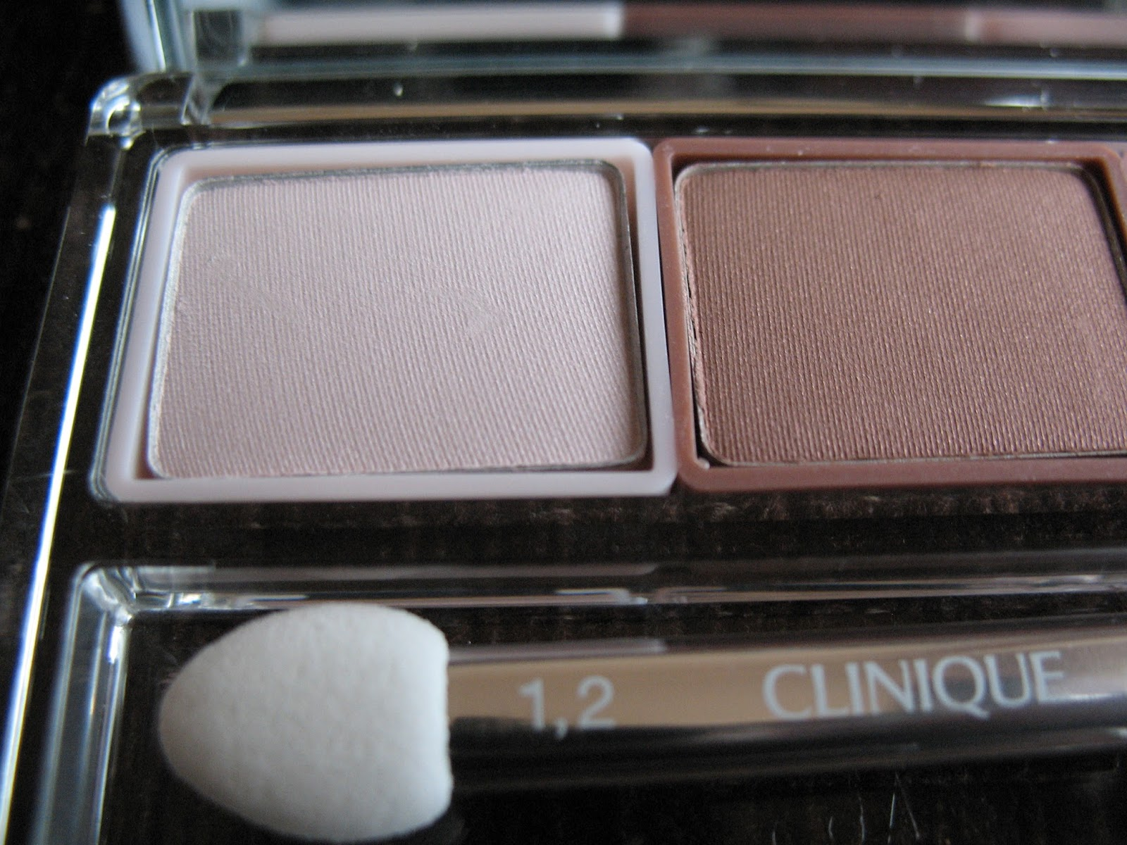 Clinique All About Shadow Quad 'Pink Chocolate' | review, photos - 07