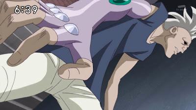 Saint Seiya Omega Ichi Hydra