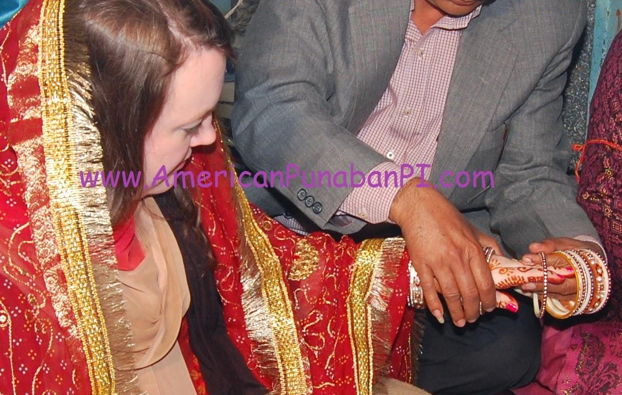 gori punjabi wedding India
