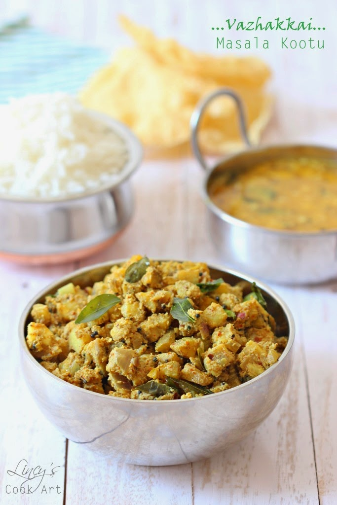 Vazhakkai Curry