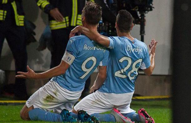 Taklukan Celtic, Malmo Lolos ke Fase Grup
