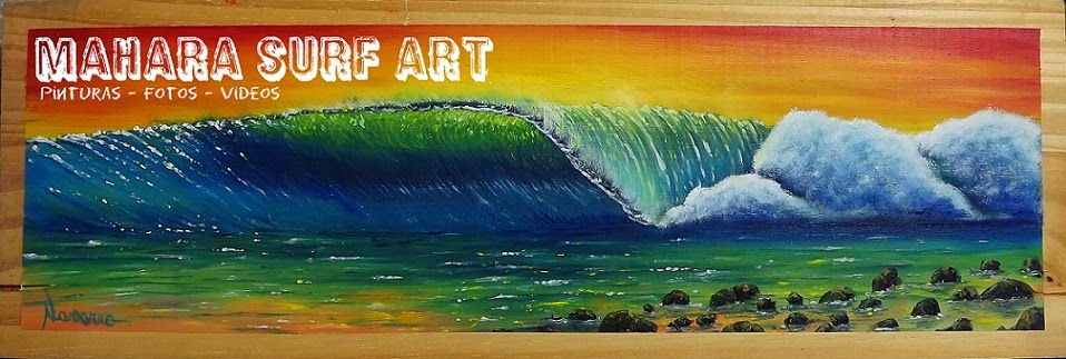 Mahara Surf Art