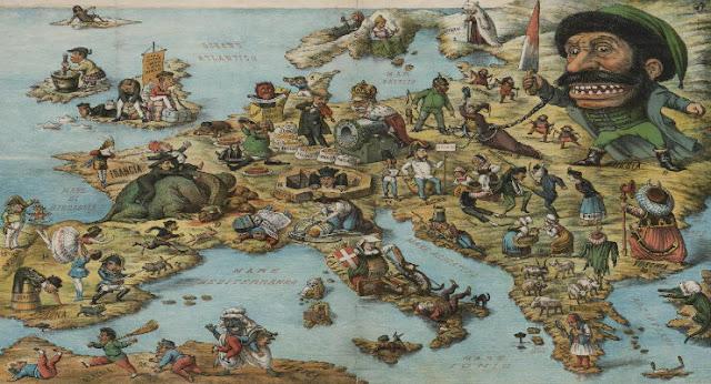 Η ιστορία της Ευρώπης και οι εναλλαγές των πολιτισμών και των αυτοκρατοριών που πέρασαν (Βίντεο)