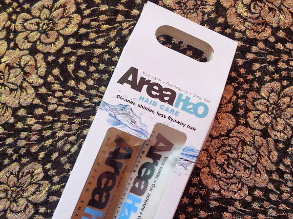 Area H2O Healthy Hair Challenge