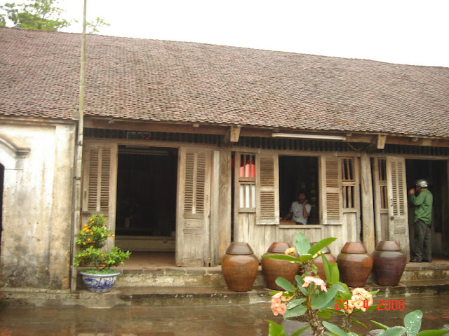 Le village Duong Lam - un coin ancien de Hanoi - Photo An Bui