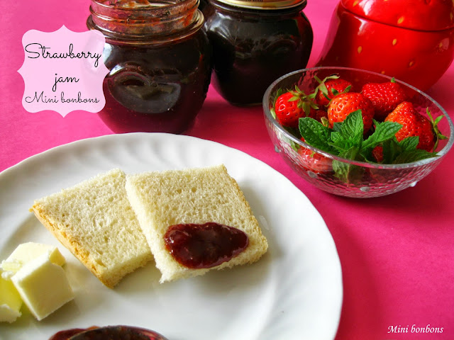 marmellata di fragole... • strawberry jam...