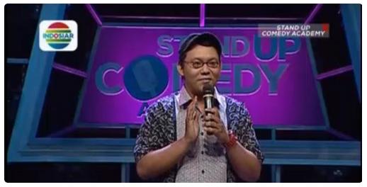 Peserta Stand Up Comedy Academy yang Gantung Mik Tgl 13 Oktober 2015 (Babak 20 Besar)