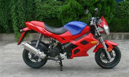gambar motor mini