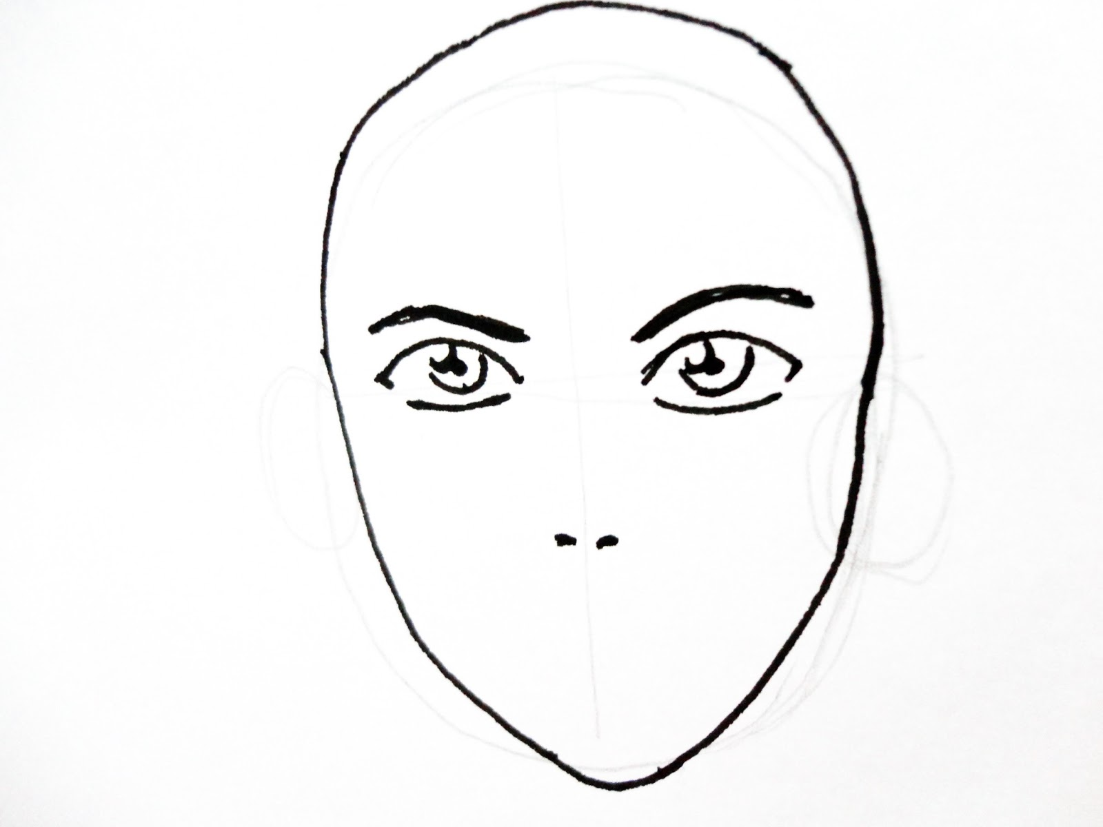 For Eyes Nose Mouth Coloring Pages