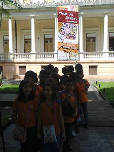 Aula Passeio ao Museu da Ufpa-Belém
