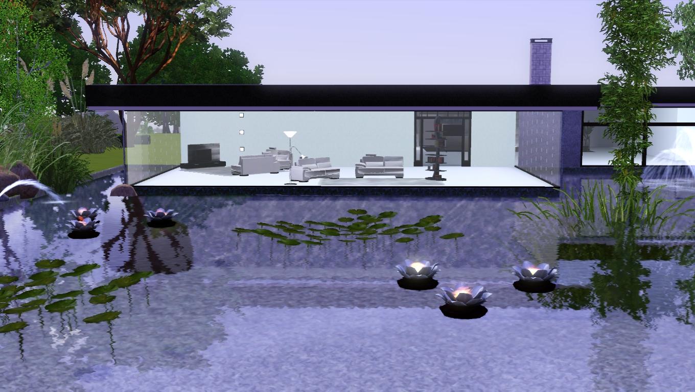 The sims giuly download e tutorial di the sims 3 for Sims 4 modelli di casa moderna