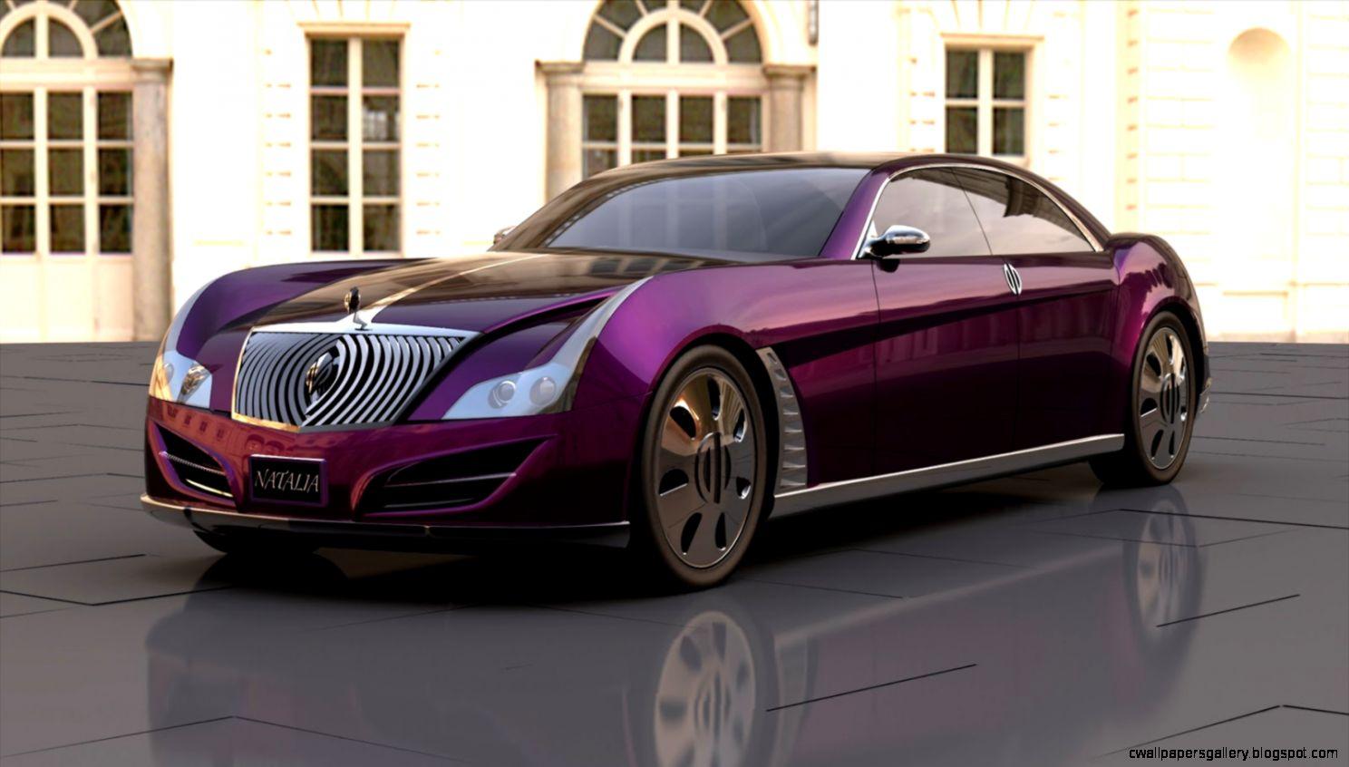 Luxury Life Design 2 Million Luxury Car Concept   DiMora Natalia