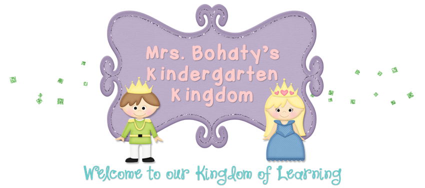 Mrs. Bohaty's Kindergarten Kingdom