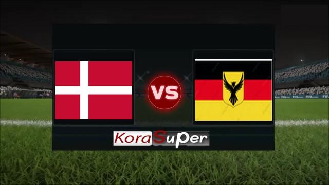 شاهد لايف مباراة ألمانيا والدانمارك بث مباشر17-06-2019 كورة أُونْلايْن لِإِيف