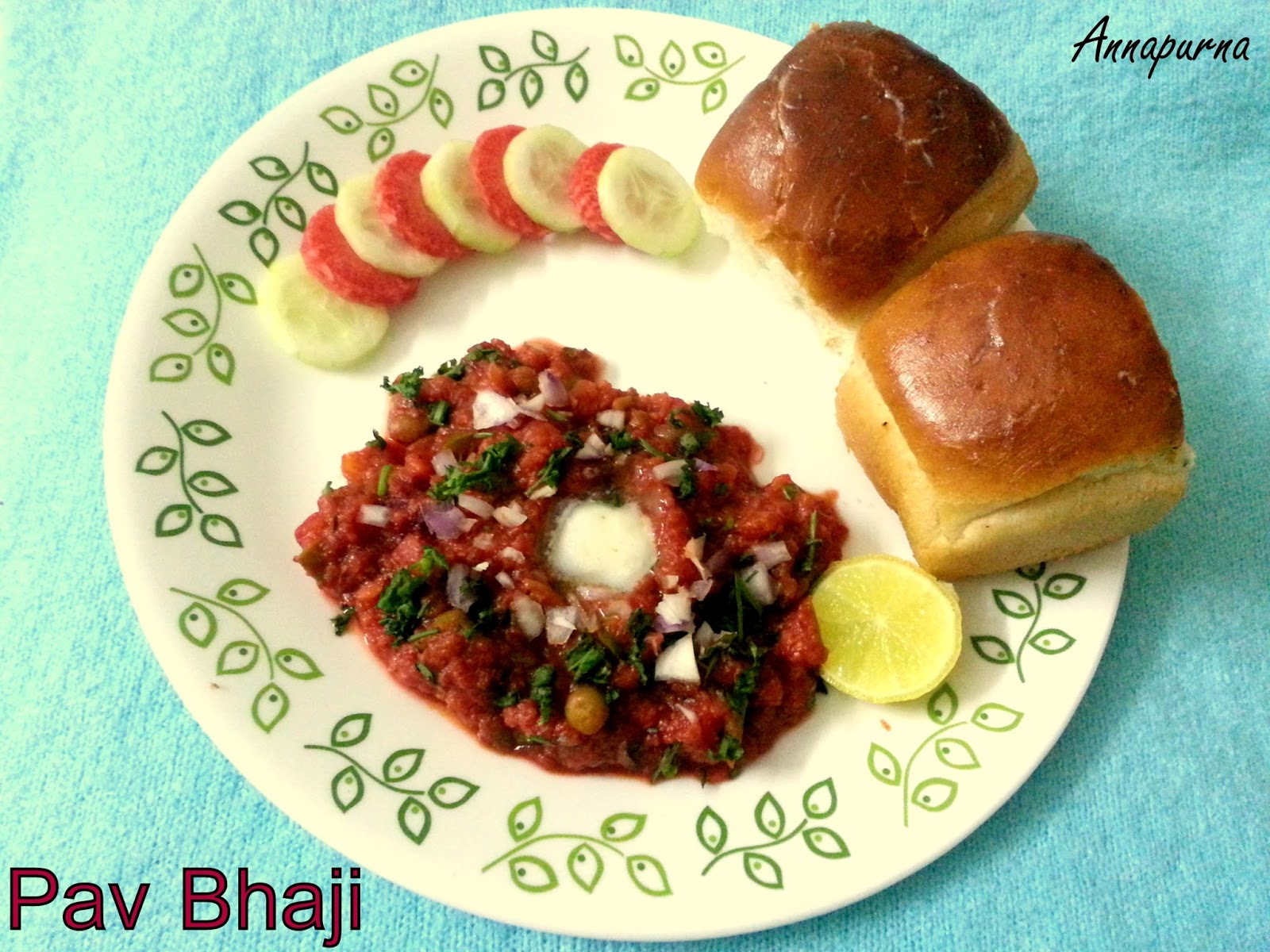 Annapurna mumbai pav bhaji recipe indian street food recipes mumbai pav bhaji recipe indian street food recipes forumfinder Images