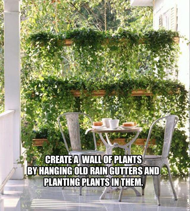 Daily Fun Pics 19 Do It Yourself Garden Ideas 19 Pics