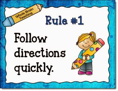 Kids Follow Directions Clipart Teaching kids to follow