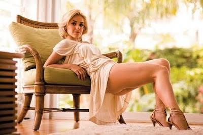 Fotos De Monique Alfradique Pelada Nua Gostosa Na Playboy