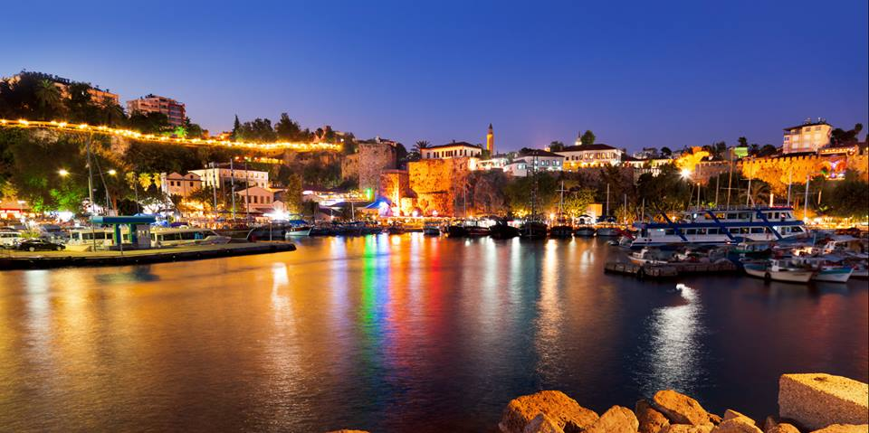 Antalya Gece