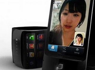 Bendable Cell Phone