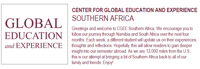 CGEE Southern Africa