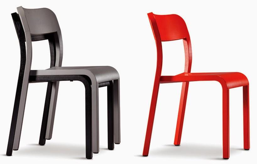 Fukasawa Blocco Chair